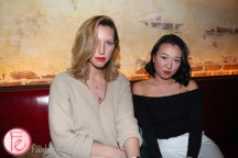 Katie Gallagher FW 2016 launch party