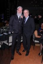 Paul Mason and Norm Kelly