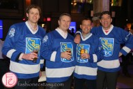 bubble hockey night for sickkids 2016 rbc team