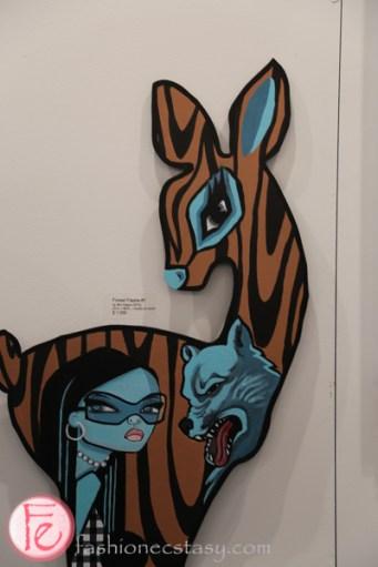 Bev Hogue art