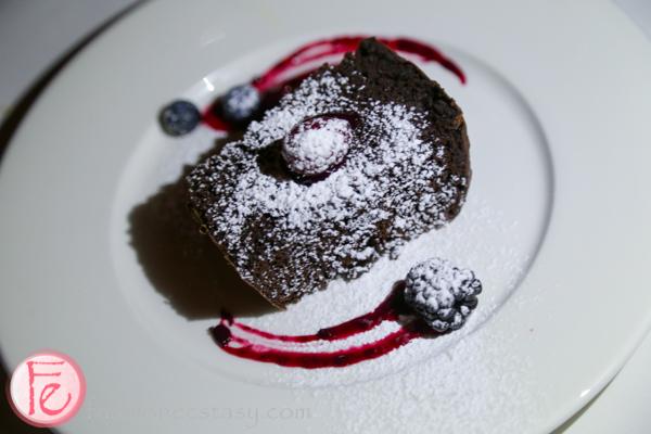tool dark chocolate temptation cake