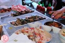 seafood station glitter in macau 2016 sickkids foundation