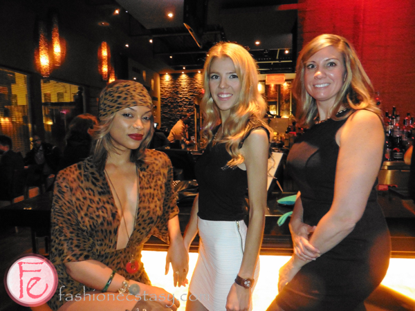 Angie's Models and Talent Inc. AMTI TORONTO FASHION WEEK FETE