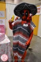 toronto comicon 2016 deadpool cosplay