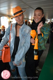 jay strut Veuve Clicquot Yelloweek 2016 Toronto launch party