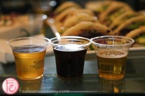 muskoka brewery moonlight kettle series tasting at terroir symposium