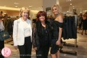 black white and diamonds in support of mount sinai at saks fifth avenue