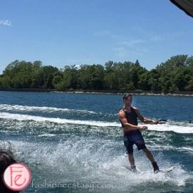 water sports on Lake Ontario