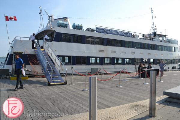 Northern Spirit - Mariposa Cruises