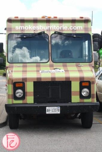 Smoke's Burritorie food truck