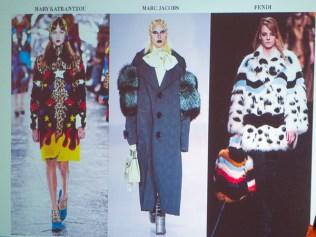fur fashion trends fall/winter 2016