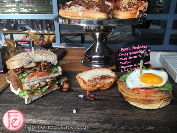 Bacon Nation Canadian Breakfast Bar