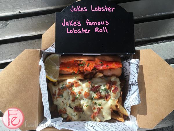 Jake's lobster roll
