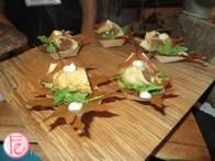 gourmet food & wine show pride night social