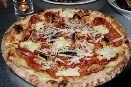 Lambretta italian restaurant toronto italian thin crust pizza