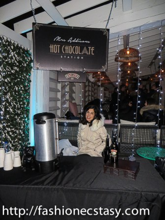 CÎROC Vodka Winter Wonderland x The Addison's Residence Backyard Anniversary