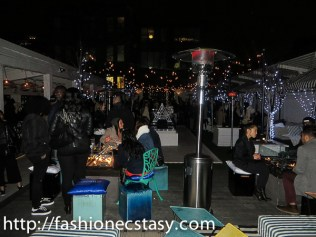 the addison patio event circa vodka toronto