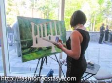 Guild Inn Estate live artist