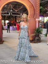 Suzanne Rogers Sickkids Hospital Scrubs in the City Gala 2017 Marrakech