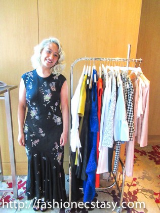 hudson's bay toronto opera atelier gala private shopping