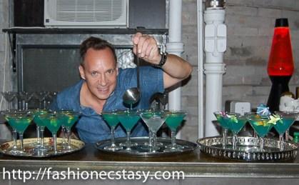 bartender Kevin Brauch Rocket Ride For Toronto