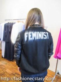 Hilary MacMillan FW17 Fall/Winter 2017 Collection Feminist