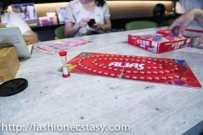 Alias board game Lazyday Tainan english friendly restaurant