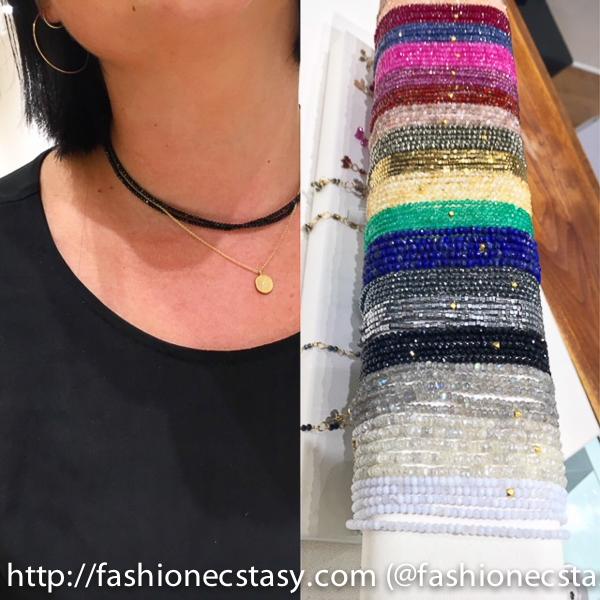 Anne Sportun's Signature Wrap bracelets