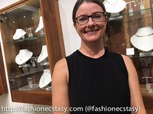 Anne Sportun Toronto Jewellery Designer/jeweller