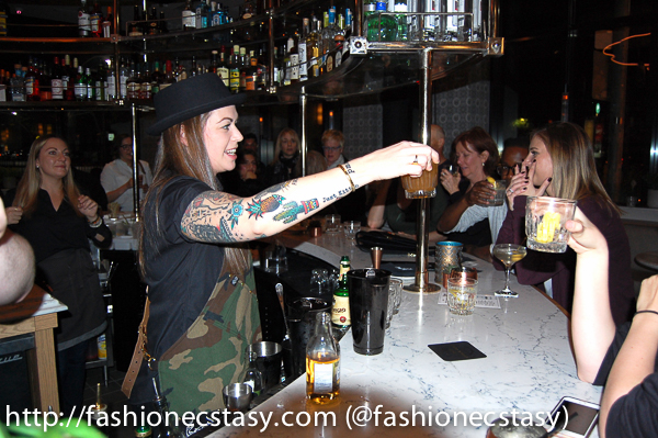 Ketel One pop-up bar event at Broadview Hotel