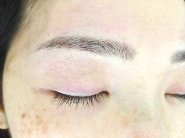 Twiggy lash studio taipei Microblading eyebrows