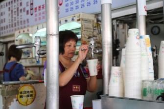 花蓮廟口紅茶 (MiaoKou breakfast Hualien)