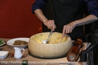 艾西亞歌乳酪牛肝菌燉飯 Risotto alla Asiago con Porcini ($480NT)