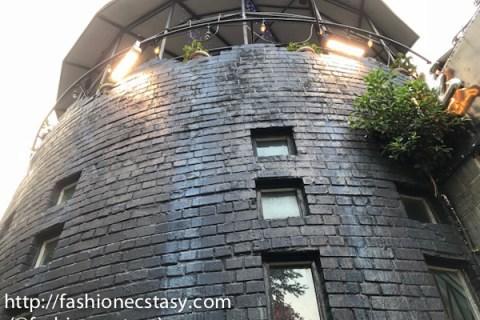 食記(時尚高潮): 台中法義風味人文古堡餐廳 Review: Black Castle People Cafe Restaurant Taichung