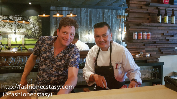 M'Eat Resto Butcher Chef Cam Nelson
