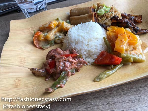 Casa Manila Toronto Filipino Restaurant buffet