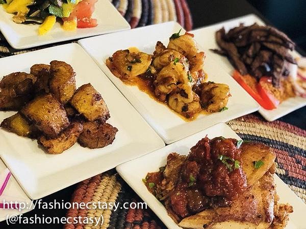 Kiza Toronto African Restaurant tasting & review