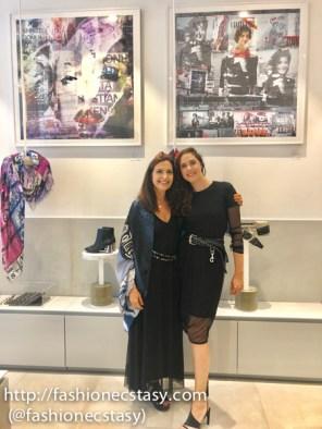 suzi roher accessories opening Toronto queen st. w