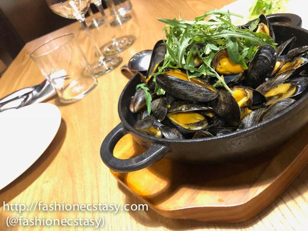 法國白酒蛋菜 (French Mussels)