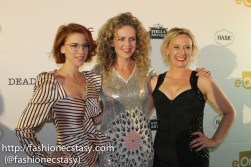 Dani Kind, Juno Rinaldi, and Sarah McVie toronto international film festival