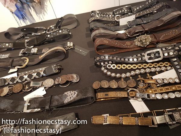 Suzi Roher Accessories belts