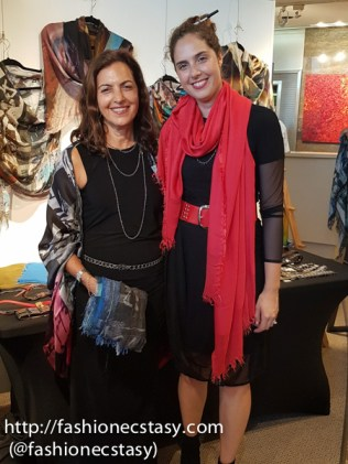 Suzi Roher Accessories pop up