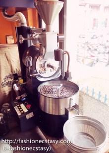 Cama Cafe 咖啡機 台南英語友善店家