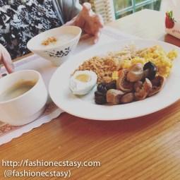 台南走馬瀨農場 tsou ma lai farm tainan早餐