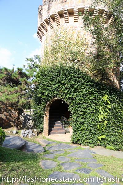Taiwan Taichung Xinshe Castle 台中新社古堡