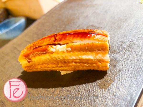 星鰻(アナゴ)( Anago; conger eel)