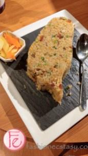 叄和院台灣經典鹹豬肉&臘腸炒飯 sanhoyan fried rice taiwan