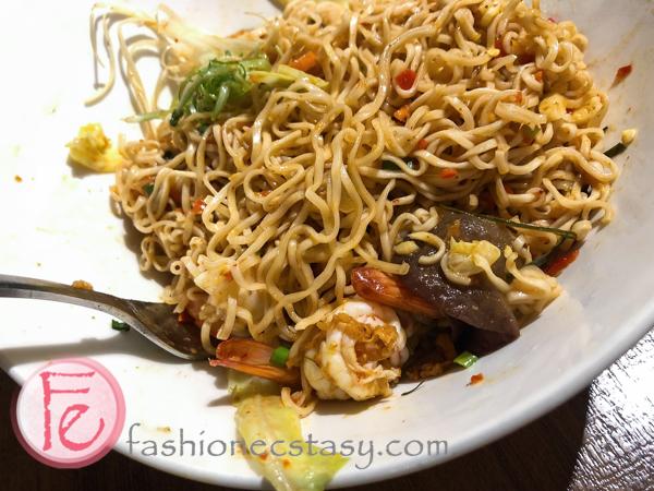 泰集媽媽麵Thai Bazaar Restaurant: Mama Noodles