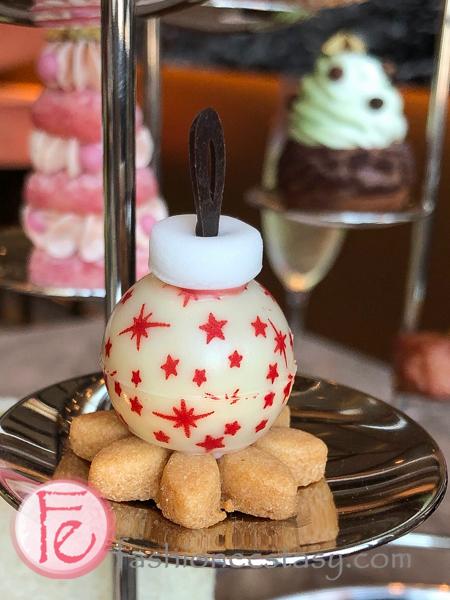 台北六福萬怡酒店大廳酒吧超夢幻的繽紛聖誕節下午茶套餐