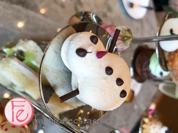 台北萬怡酒店聖誕節下午茶套餐